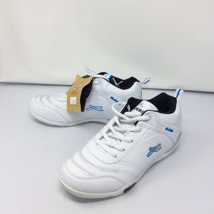 NWT Liberty White Trainers Size 8